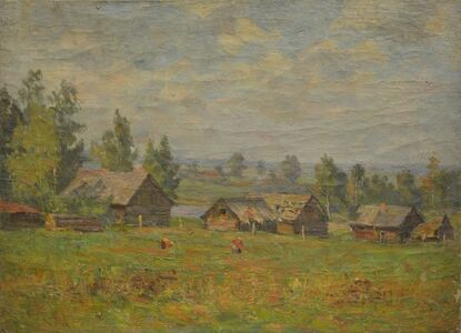 Village near Moscow