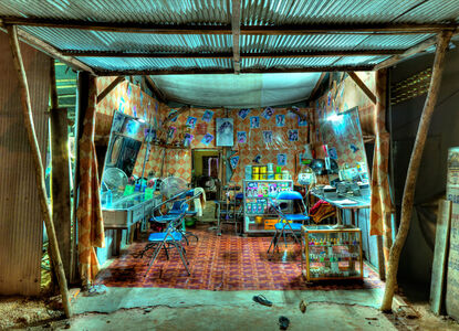 Beauty Salon - Siem Reap, Cambodia