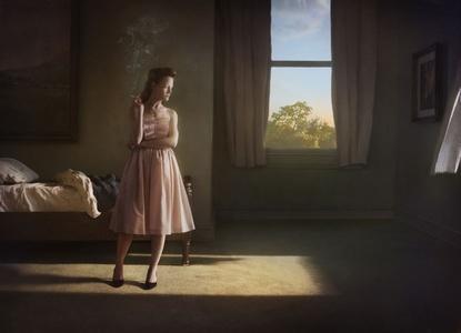 Woman in Sun I