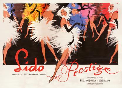 Lido - Prestige - Dancing - Cancan
