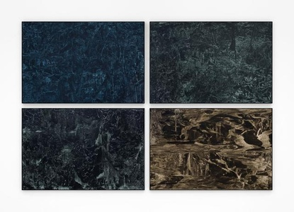 Untitled (Black Paintings)