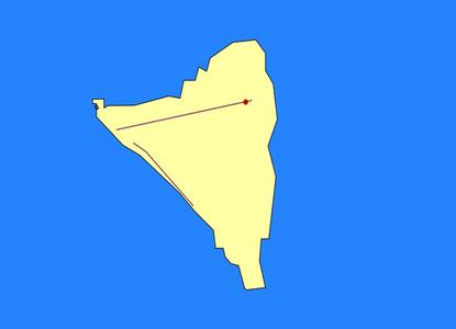 Atmospheric, Underground, Exoatmospheric, Underwater. Item, (Greenhouse),11.66604°N 162.24254°E, Enjebi (Janet), Enewetak Atoll, Ralik legislative district, Republic of the Marshall Islands, 24 May 1951.