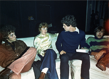 The Velvet Underground at 33 Union Square West: Doug Yule, Maureen Tucker, Lou Reed and Sterling Morrison