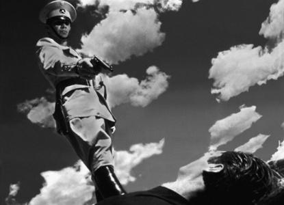 Film still from Un día de vida