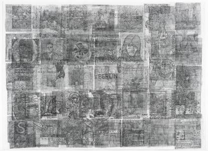 Palimpsest (detail)