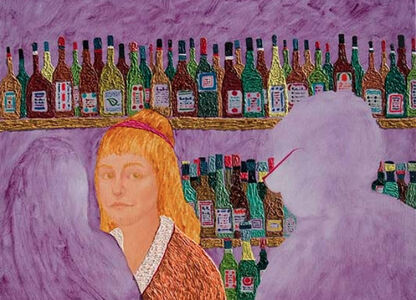 Bar Maiden