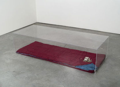 Untitled (Intimate Sculpture for a Public Space)