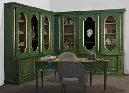 Bibliothèque - Corner Bookcase