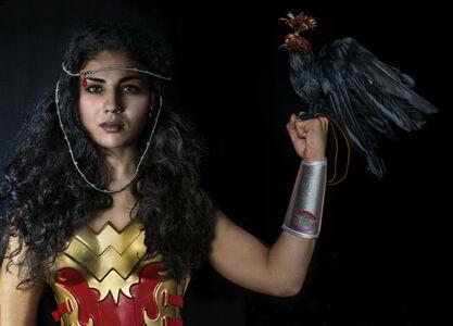 Wonder Woman, Warrior