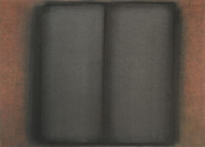 Rost-schwarz (geteilt)