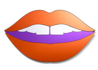 Lip Mirror - Orange