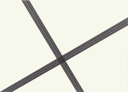cross (for Imre K.)