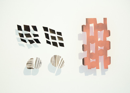 Sculptural Drawing Grouping
