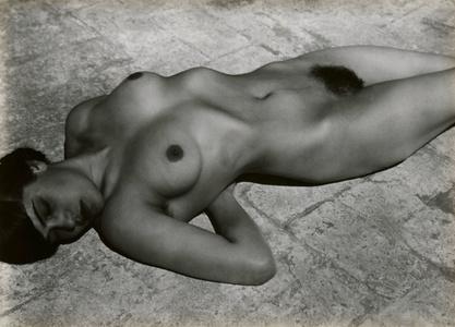 Nude (Tina on the Azotea)