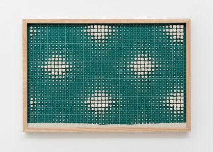 Erased composition (grid II)