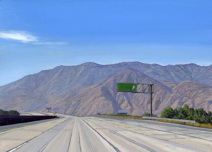 Interstate 10, San Gorgonio Pass