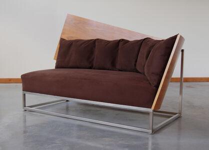 Curved-back Sofa