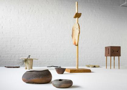 Isamu Noguchi: Functional Ceramics