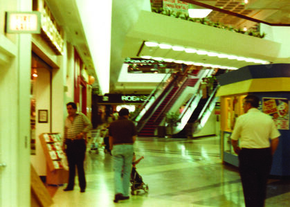 At the Mall,from the series: 'Our Pleasure'
