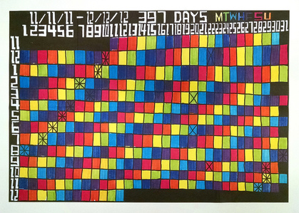 397-Day Chromatic Calendar: 11/11/11 – 12/12/12