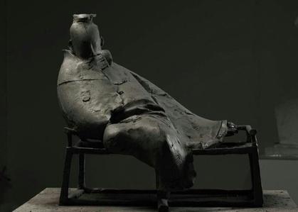 Wang Meng- Four Masters from Yuan Dynasty