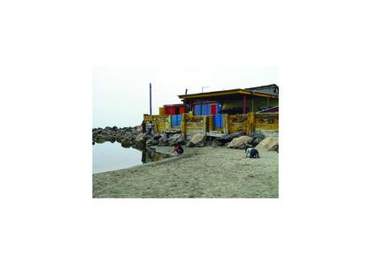 I'm Gonna Live Anyhow Until I Die/ Production photo: Ostia 3: Beach