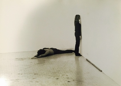 Klaus Rinke, 'Dimonstrazioni Primarie' / 'Time - Space - Body and Action', L'Attico, Rome (via Beccaria Garage)