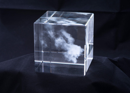 Kumo (Cloud) for The Glass House (Shizen) Nature Series
