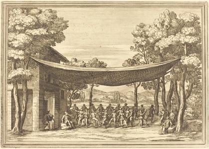 Il Greco in Troia: Plate 5