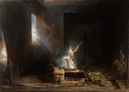 La settima stanza (estasi di Santa Teresa d'Avila)