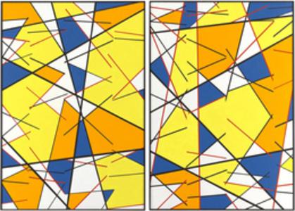 "Geno Pheno Painting: ""Mutual Horizons"""
