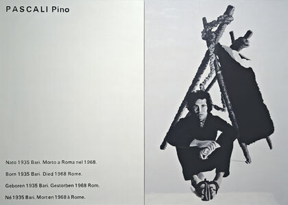 W.A.B.F., An Exhibition Sponsored by Philip Morris Europe, ICA, London 1969 (Pascali Pino)