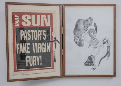 Pastors's Fake Virgin Fury!