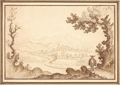 A Landscape Near Pecchio