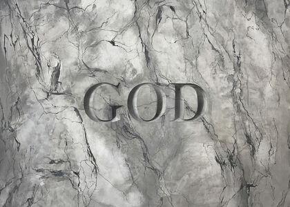 Gavin Turk - God is Gone