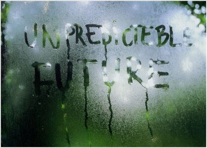 Untitled (Unpredicteble future)