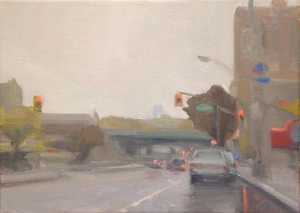4th Avenue, Rain
