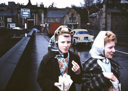 Mill Girls, Elland, Yorkshire