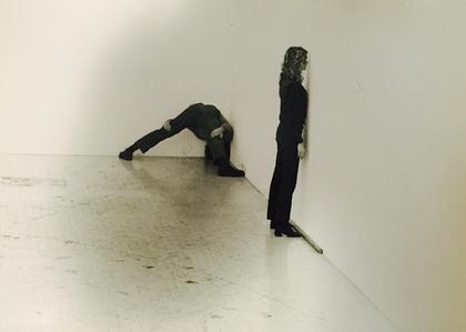 Klaus Rinke, 'Dimonstrazioni Primarie' / 'Time - Space - Body and Action', L'Attico, Rome (via Beccaria Garage)
