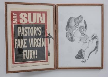 Pastors's Fake Virgin Fury!