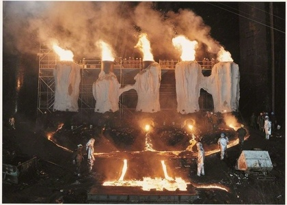 Matthew Barney's River of Fundament