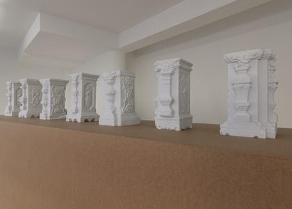 Yuanmingyuan Columns