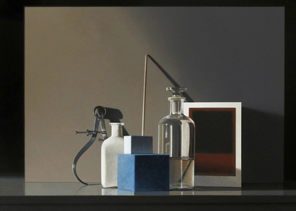 Still Life with Rothko #2