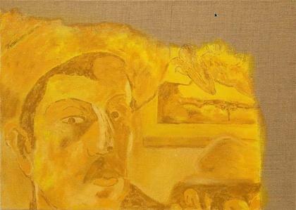 Ritratto di Paul Gauguin (Saturnus)