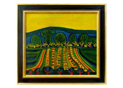 Blühende Felder (Blooming Fields)