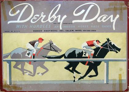 Circa 1930, Derby Day