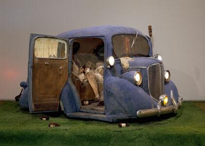 Back Seat Dodge '38