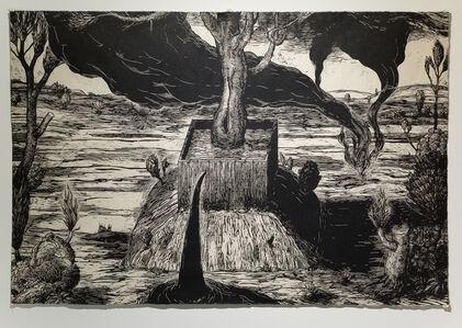 Prairie Landscape: Black Wind