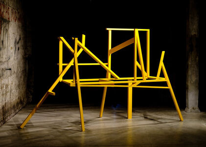 Yellow Trestle