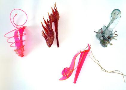 Shoe Sculpture 1-4